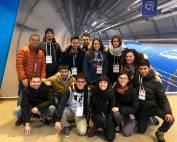 CERN 2018 team